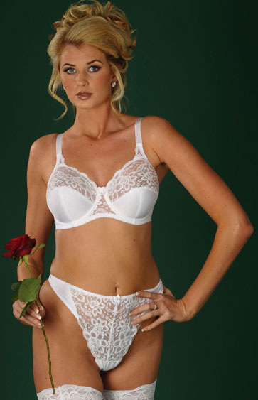 Lace Full Cup Bra