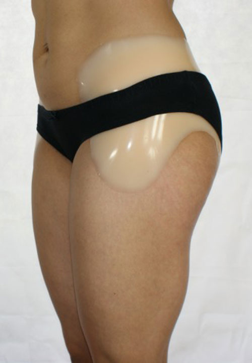 060687b3b000c Large Stick-On Silicone Hip and Bum Pads
