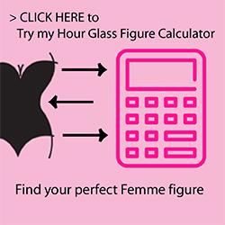 What is an Hour Glass Figure ?