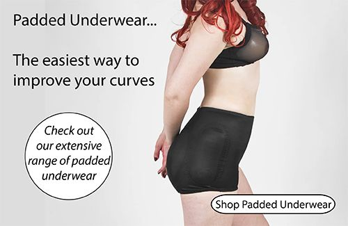 Padded Underwear for Cross-dressing